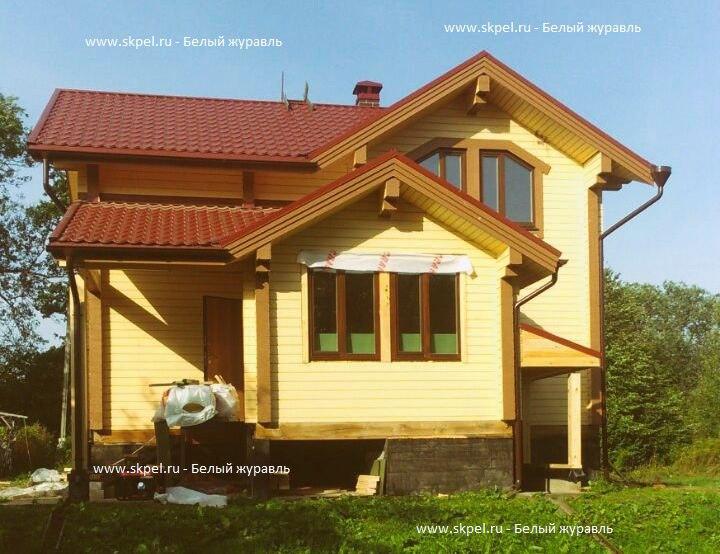 Дом во Псковской области