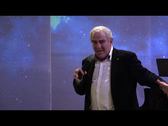 Лекция-концерт «Тайные знаки культуры» с Михаилом Семеновичем Казиником