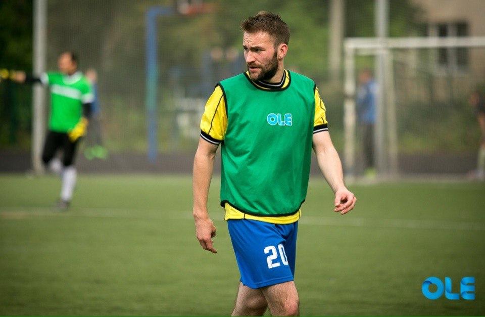Даниил Зоткин в Оле Промо