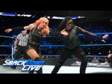Fatal Four-Way Match - Winner challenges for SmackDown Women's Title SmackDown LIVE, Sept. 19, 2017