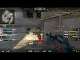 CS GO #7 Zero  3 vs ALTERNATE aTTaX @ overpass  k1r_tv