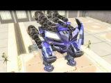 War Robots 2.9 Test Server - 3 NEW Dash Robots Full Gameplay