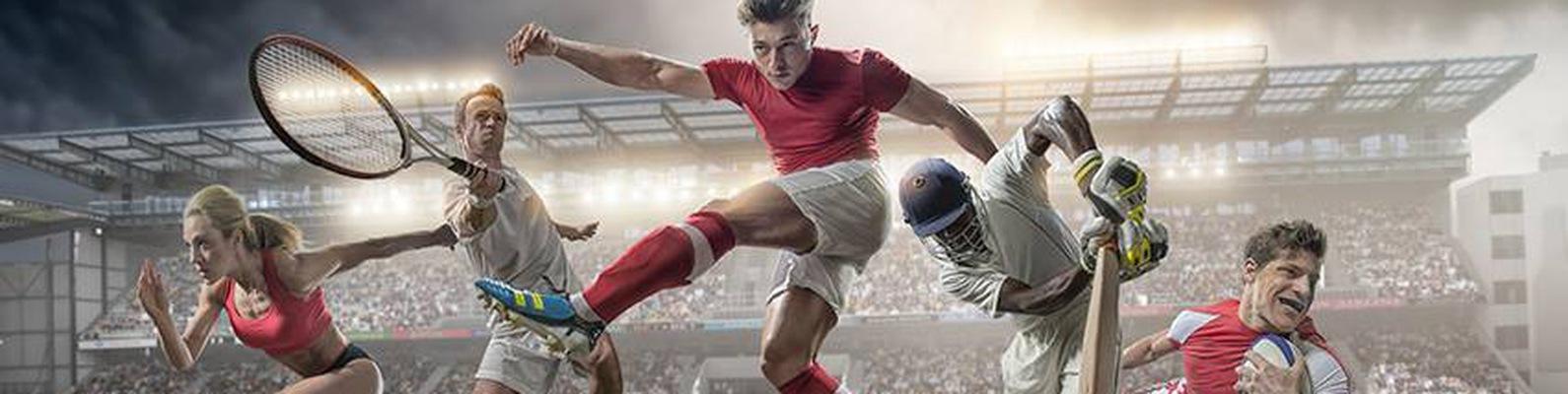 Хоккей и футбол в одной картинке