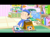 Lesson 12_(A)I need a ruler. - Cartoon Story - English Education - Easy conversation for kids