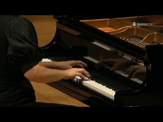 Сольный концерт Полины Осетинской I отделение: Международный фестиваль «Лики современного пианизма»