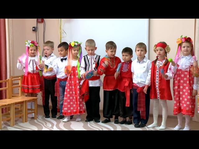 Утренник Осень в Детском Саду 2016 ДС29 гр 10 Новороссийск