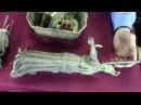 Как выдают латунные скульптуры под бронзовые