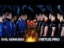 EG vs VP - 3 YEARS NO WIN CURSE BROKEN Noone Imba Tinker - ESL Katowice Major Dota 2