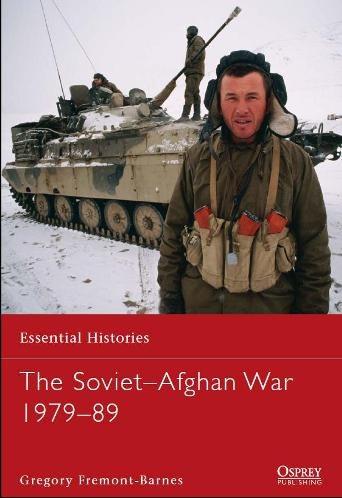 The Soviet Afghan War 1979 89