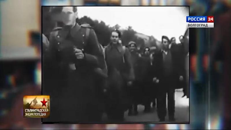 Сталинградская энциклопедия Испанцы в Великой Отечественной войне