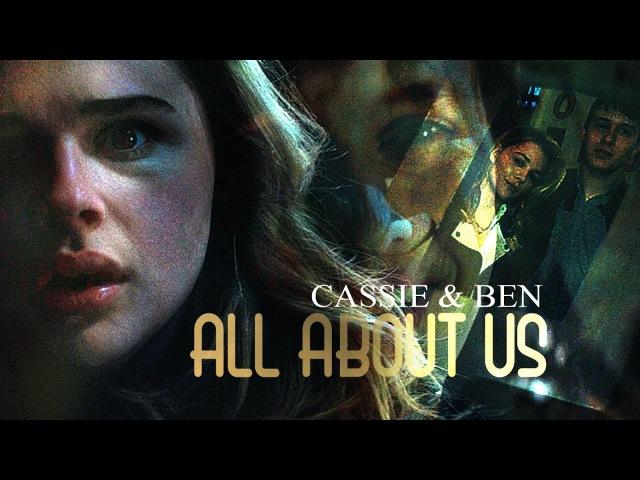 Cassie Ben All about us AU HBD Mom