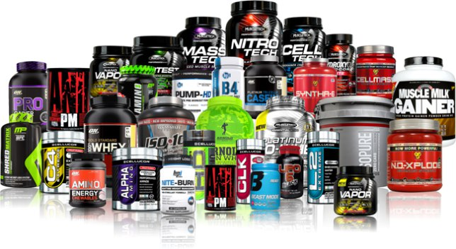Нестероидные препараты и спортивное питание для набора мышечной массы