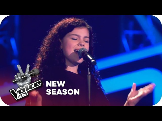 Martin Garrix Dua Lipa - Scared To Be Lonely (Gina-Maria) | PREVIEW | The Voice Kids