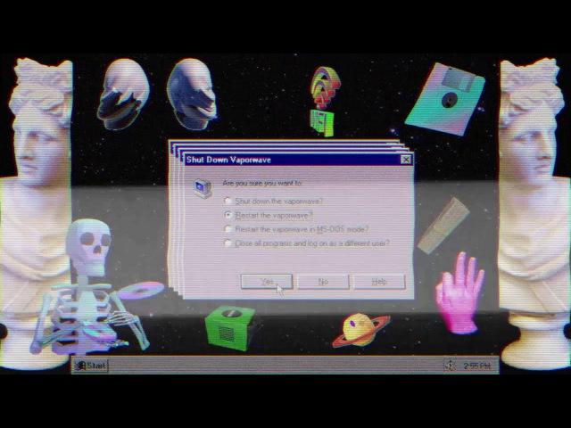 Take On Me - Vaporwave Redux