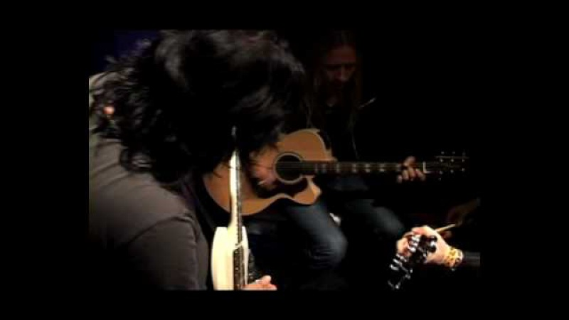 Wish You Were Here backstage Jerry Cantrell Gilby Clarke Carl Restivo