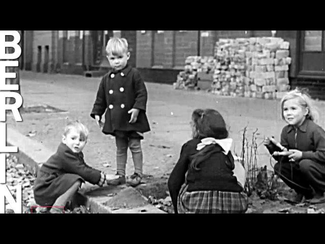 Berlin unter den Alliierten (1945 - 1949) - Ganzer Film in HD