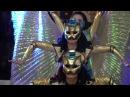 Египетский танец Фараоны