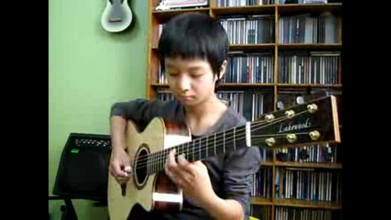 (Masa Sumide) Romance - Sungha Jung