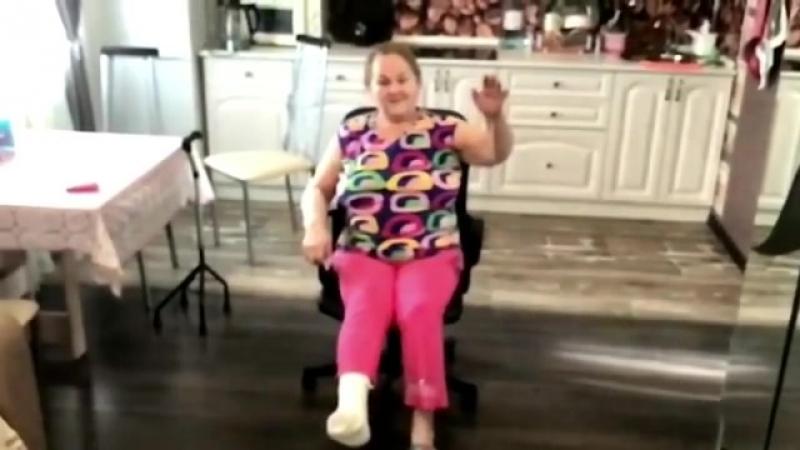 заслужила бэушное кресло или пошла она на 😂😢 Сорока дом2 dom2 Чуев