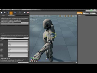 Unreal Engine 4 - Improved Double Jump with Animations