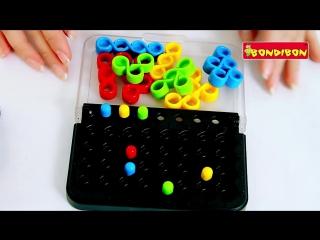 Логическая игра bondibon smart games iq-твист