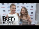 Jennie Garth's Daughter Loves Watching Beverly Hills, 90210 | E! Live from the Red Carpet