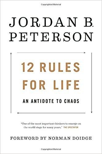Jordan Peterson 12 Rules For Life