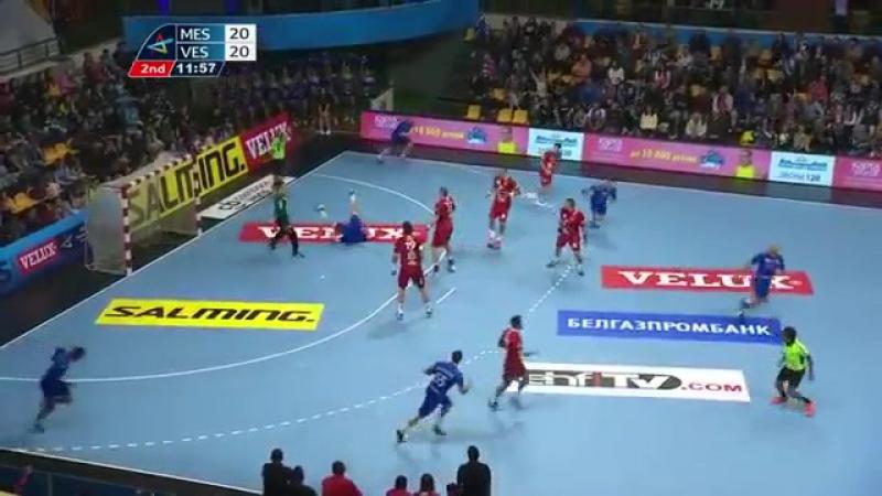 Фантастический гол Стойковича спиной к воротам