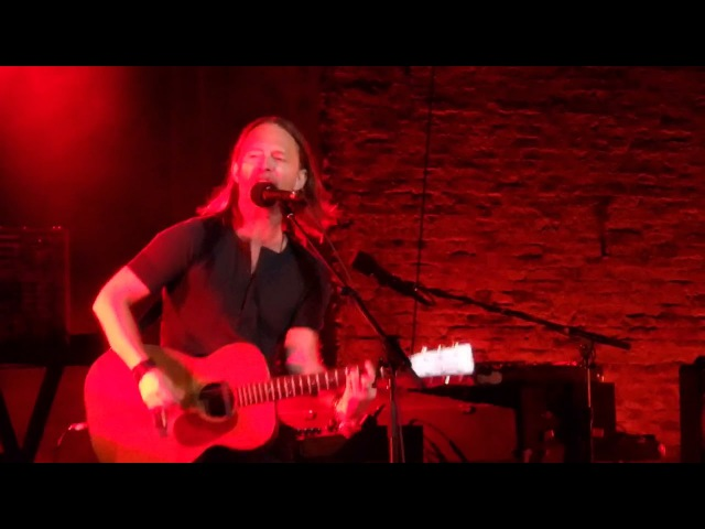 A Wolf at the door - Thom Yorke Jonny Greenwood, 20-08-2017, Sferisterio Macerata, Italia