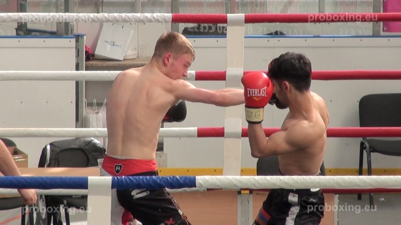 06.06.2015 Magadan Fights. Fight 1