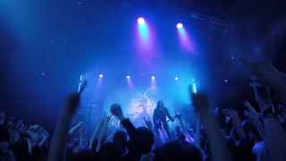 Pain - The Great Pretender (Arbat Hall  Moscow) and Peter Tägtgren drinks vodka