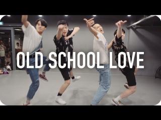1million dance studio old school love neiked / eunho kim choreography
