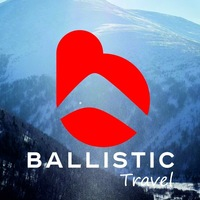 Логотип Ballistic / Сноуборды / Туры / Прокат / Тюмень