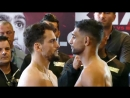 Amir Khan - Phil Lo Greco Weigh In