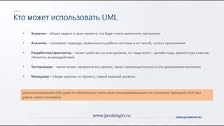1. Введение в UML