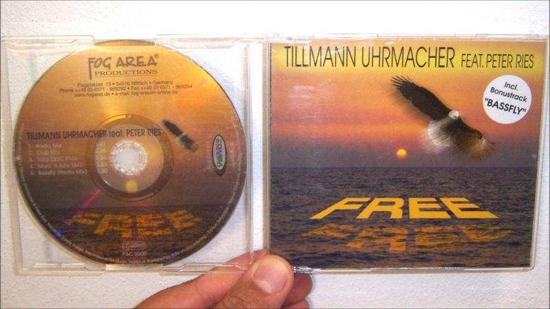Tillmann Uhrmacher Featuring Peter Ries Free 2000 Talla 2XLC remix