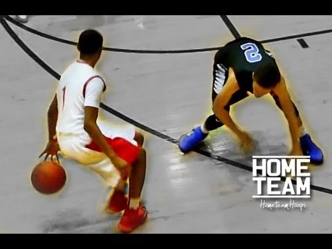 Damon Harge Official Mixtape Vol 2 Young Phenom PG Breaks Ankles