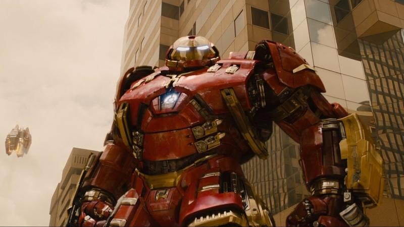 Халк против Халкбастера Мстители Эра Альтрона Avengers Age of Ultron 2015