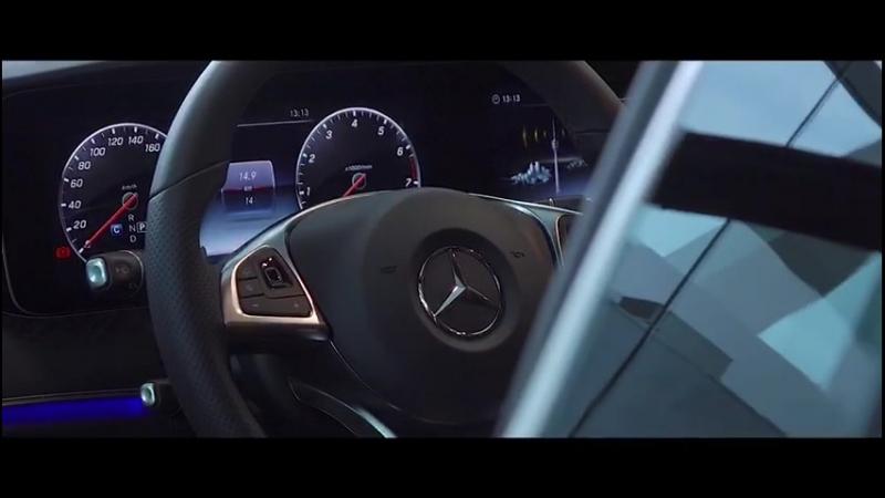 Дмитрий Зулькарнаев Покупка нового Мерседес Benz в е