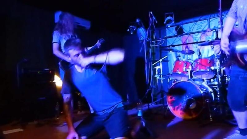Purefilth live in Lugansk 2