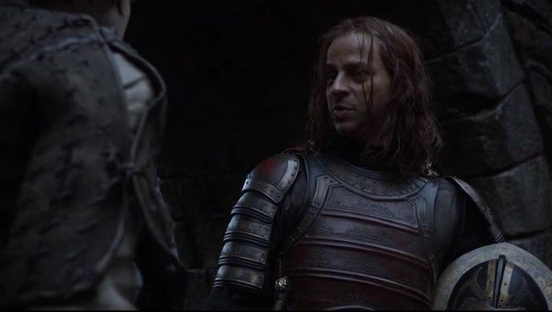 Favor de Jaqen H'ghar a Arya Stark Juego de Tronos Español HD