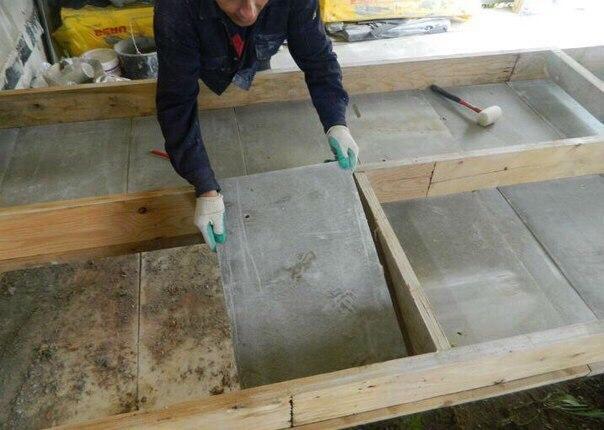 Цементно-стружечная плита (ЦСП), изображение №4