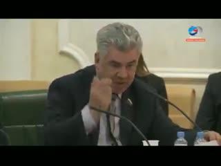 Сенатор от Кировскои области за возвращение НВП в школы NR