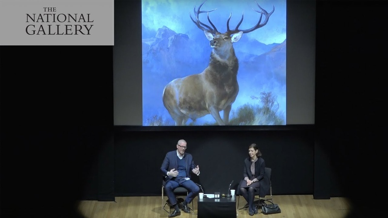 Curator's introduction Landseer and Maclean National Gallery