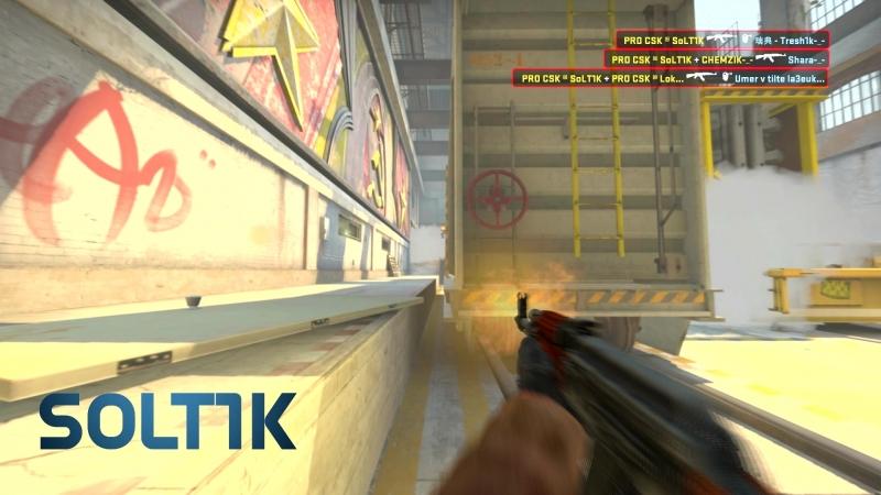 ACE SOLT1K VS. MIX