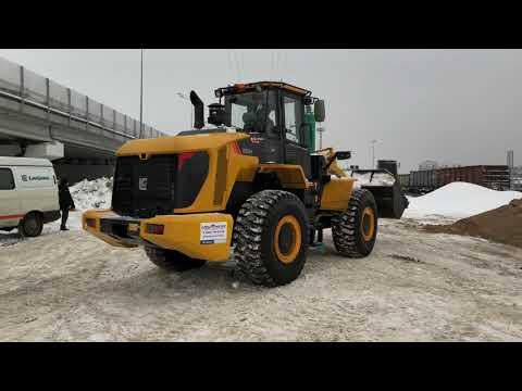 LiuGong CLG 855H VS SDLG 956L