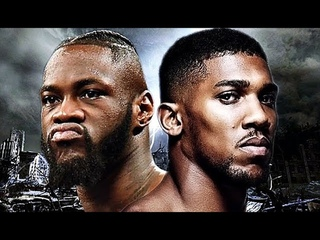 Deontay Wilder vs Anthony Joshua | Best Knockouts
