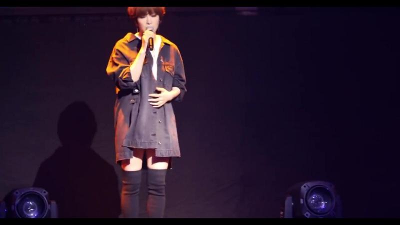18.08.24 Gummy - We Shouldve Been Friends - JTN Live Concert