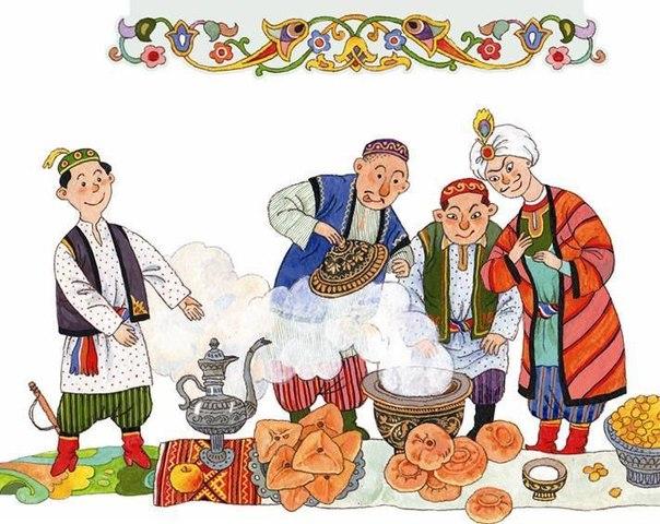 друг картинки добрый татарин мягкий оттенок свежей