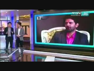 Barun sobti interview with ET Thailand . -